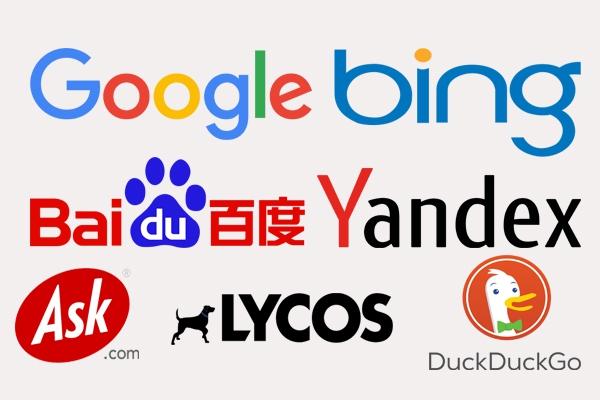 替代Google的几款搜索引擎