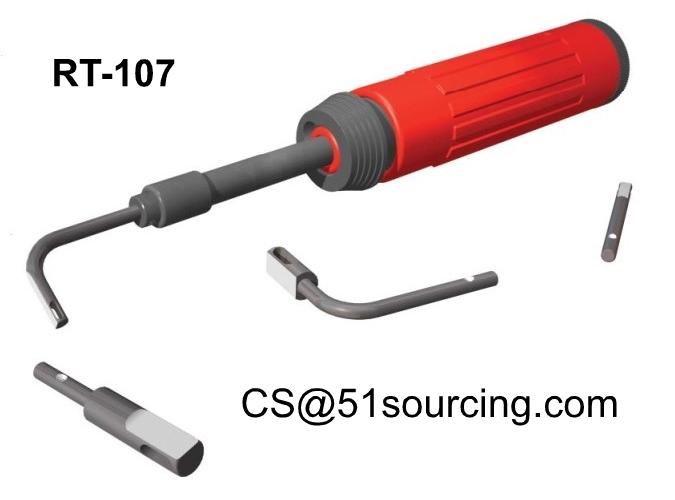 美国Smalley/斯迈利用于多个转向卡簧/波形弹簧的拆卸工具RT-107/RT-108