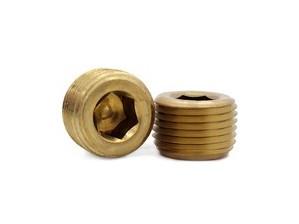 NPTF Steel Socket Head Pipe Plug,Dry Seal Thread,NPTF金属管塞,Pressure Plug,替代Unbrako