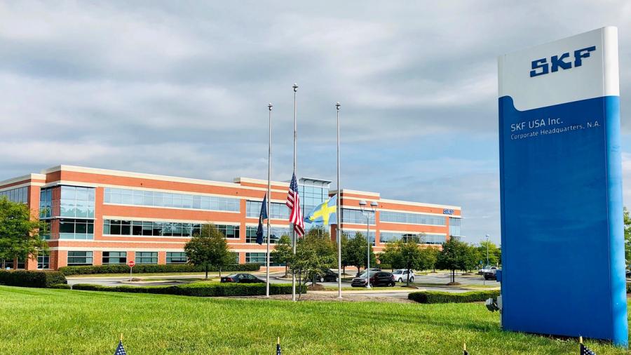 斯凯孚收购了瑞典的分析供应商