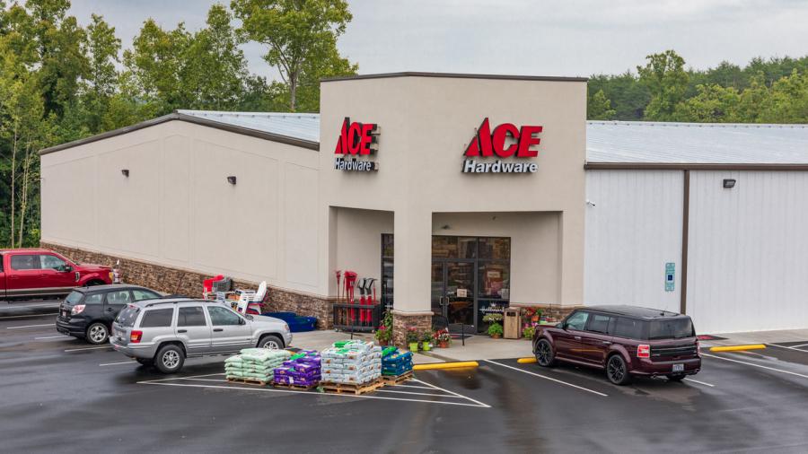 Ace Hardware公司将在加州中部增加大规模的分销中心