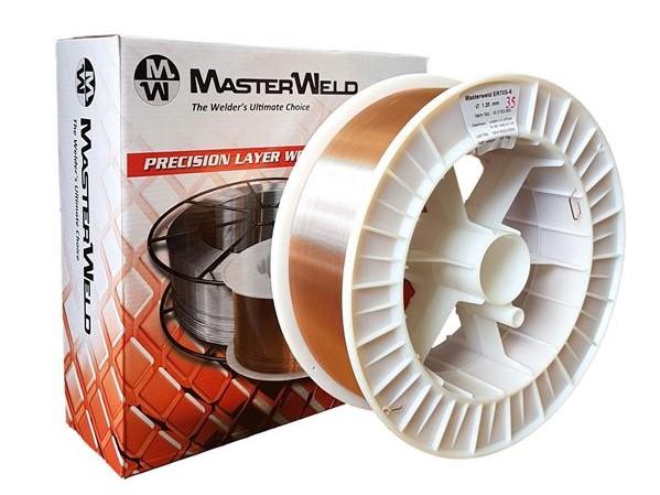 英国进口MasterWeld低碳钢MIG焊丝MW70S-6,焊材代理,焊接材料经销商