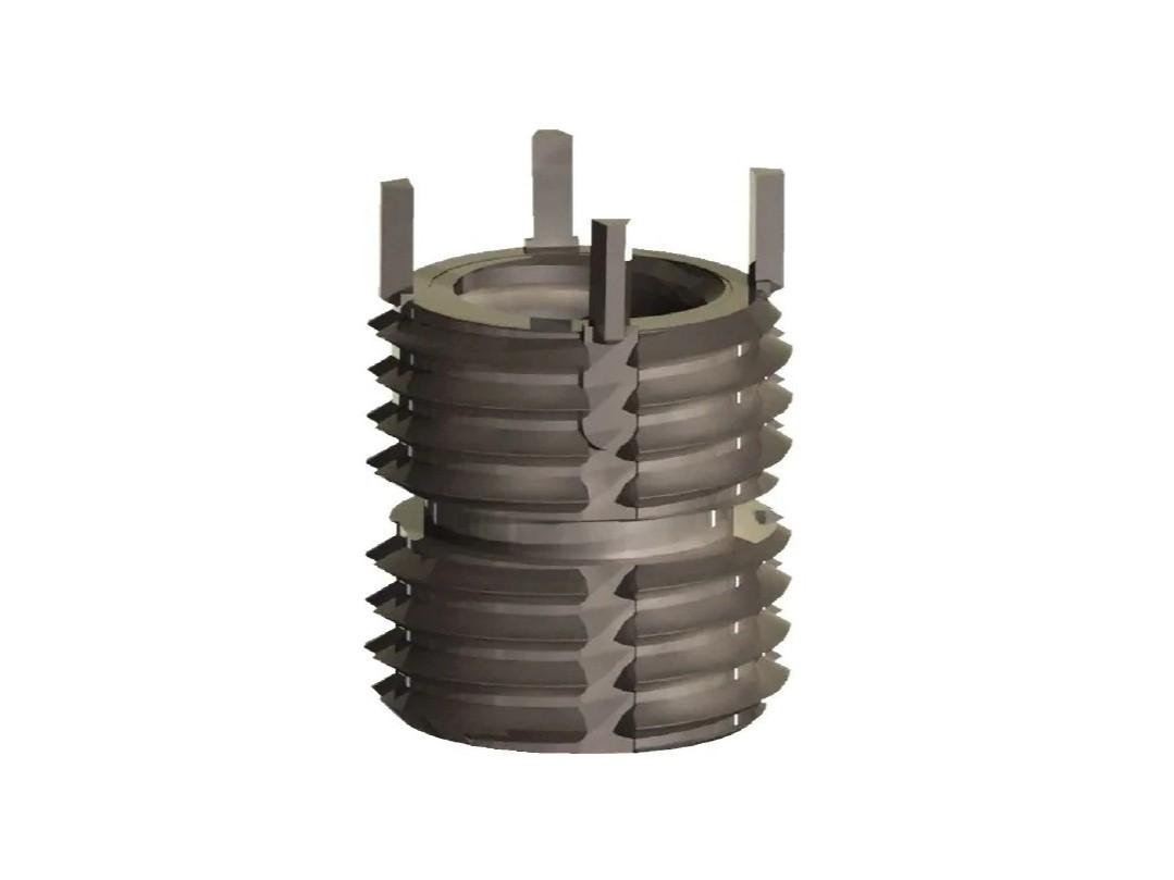 Acme锁紧螺纹嵌件/螺纹维修嵌件/螺纹销/Thread Insert