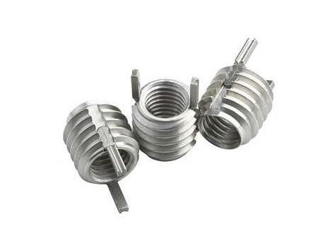 MS51831/NAS1395插销式螺纹护套,Spiralock键销螺纹护套,英制插销螺套制造商