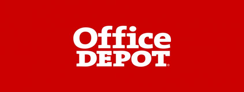 Office Depot 增加免费店内和路边取货