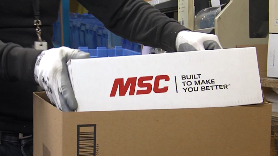 MSC工业公司续签了伊利诺伊州分销中心的租约