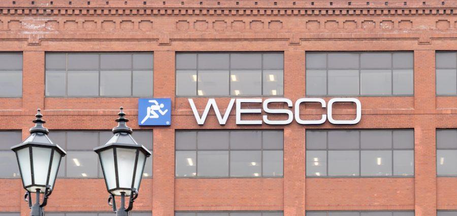 WESCO第二季度的连续销售额在所有领域都有两位数的增长