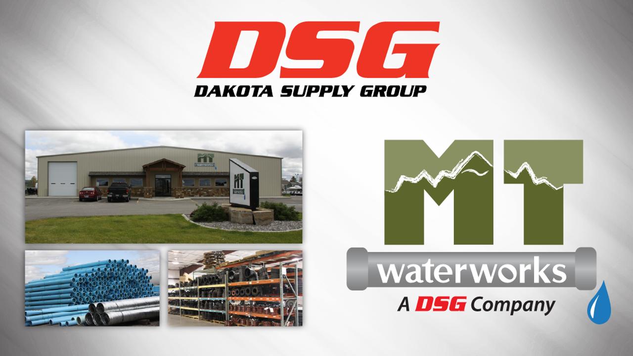 Dakota供应集团收购蒙大拿州水务和灌溉公司