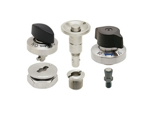 Camloc Quarter-turn fasteners,锁扣,Camloc紧固件,1/4转开启/闭合紧固件