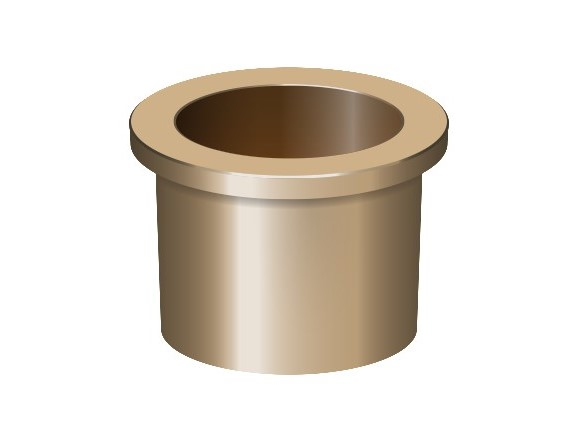 Oilite®轴承,Oilite®法兰含油套筒轴承,Oilite自润滑轴承,Oilite轴承中国渠道商