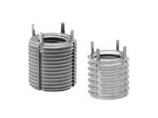 超重型不锈钢、A286、4140合金材质的插销螺纹护套。包括KNHXH和KNHXHL系列。