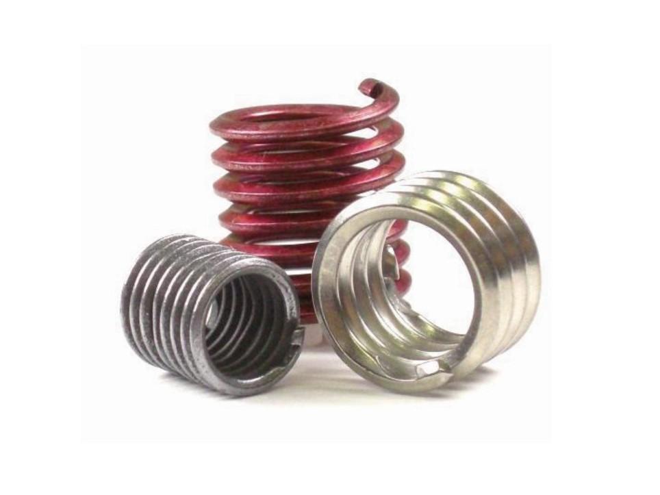 为什么要使用锁紧式键销螺纹护套和螺旋式钢丝螺套?如何根据你的应用选择正确的螺纹护套?
