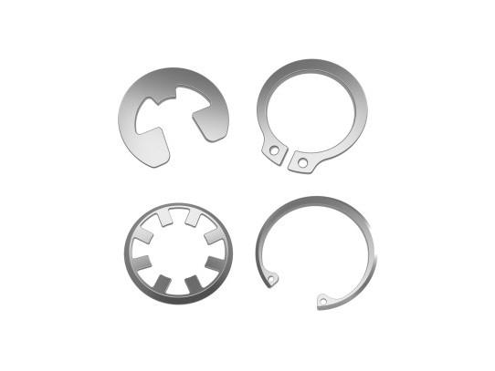 代理销售Rotor Clip螺旋环,Spiral Retaining Ring,RotorClip螺旋挡圈,RotorClip代理商