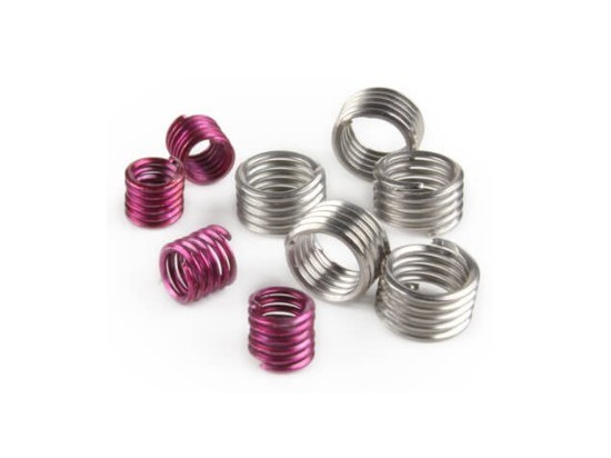 KATO无尾和有尾钢丝螺套,KATO螺纹护套,代理销售KATO加藤无柄和有柄钢丝螺套