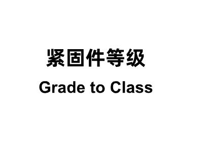 公制英制紧固件等级对照,美标紧固件等级转换公制紧固件等级,紧固件Grades和Classes等级参照