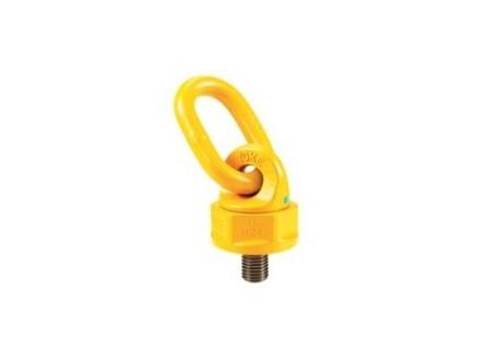 台湾YOK原厂直销,8-271安全万向旋转吊环,YOKE中国代理商,YOKE螺栓型安全吊环