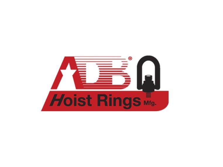 American Drill Bush 33105,ADB 33105,Hoist Ring,ADB吊环,ADB代理商,ADB Hoist Ring