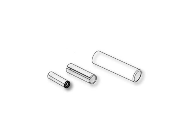 小尺寸定位销,MIL-P-21143/2标准的销子,Dower Pin,英制不锈钢销子,军标销子