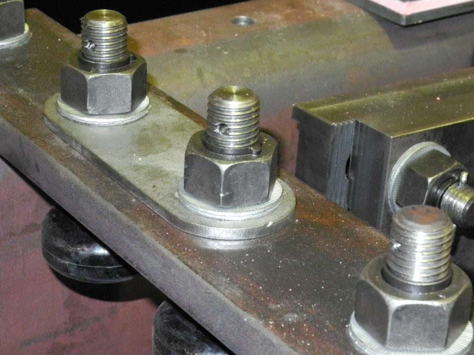 采矿设备锁紧螺母