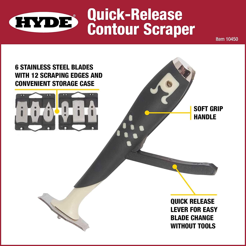 Hyde 10450 轮廓刮刀